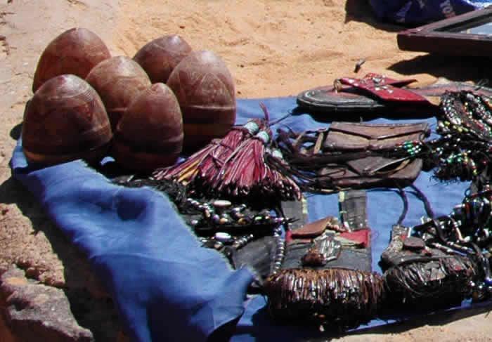 tuareg jewellery