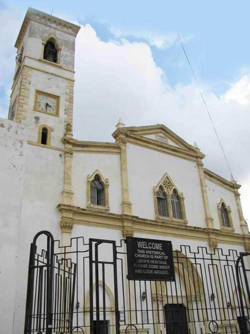 Christian heritage in Libya