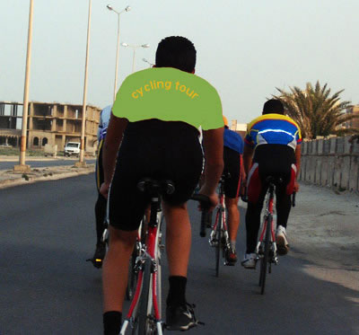 cycling tour in libya