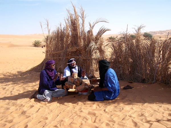 Tuareg men
