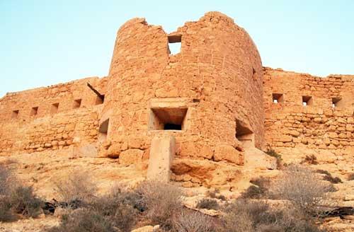 ras alawda castle tobruk