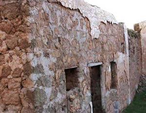 tamort mud brick house