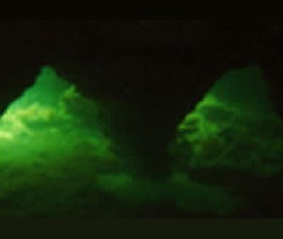 tibuda underwater