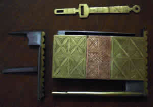 modern Tuareg lock