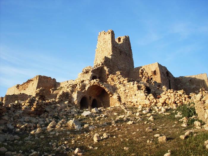 yefren, old castle