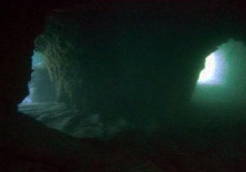 tibuda under water arches