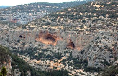 wadi al kuf caves