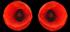 poppy eyes