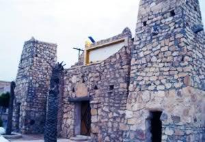 albarouni museum building