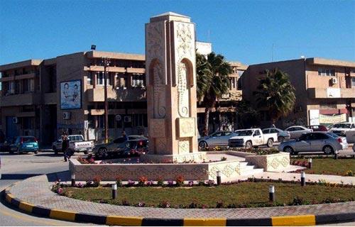 sidi Said memorial in Zuwarah