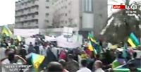 berber protests in Tripoli