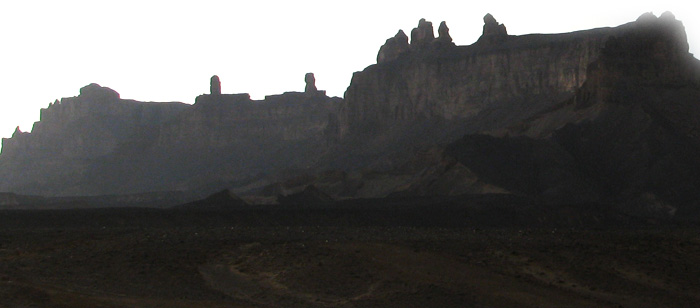 The Fortress of the Jinn