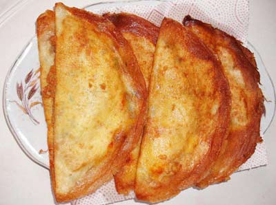 boureek: a libyan dish made of pastry