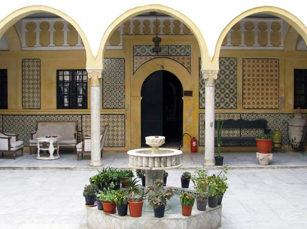 Qaramanli house in Tripoli