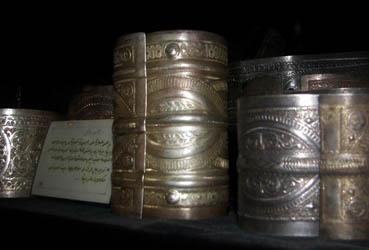 silver wide bracelets (deblej)