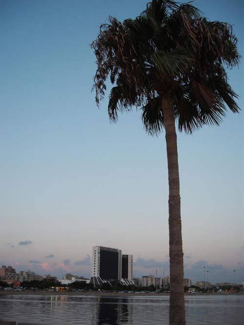 Tibesti hotel in Benghazi