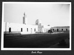 photo of Bardiyah by Cpl W. G. Christian, taken in 1943 - village