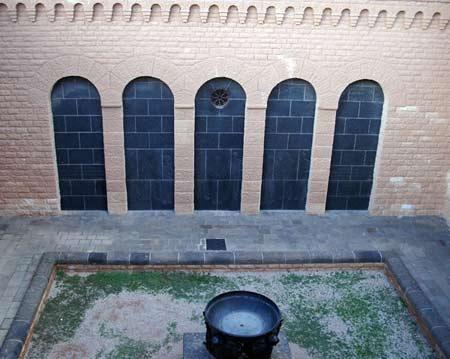German Cemetery in Tobruk