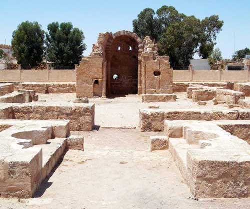 Ajdabiyah Fortress Palace
