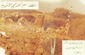 ancient mosque in Ben Jawwad