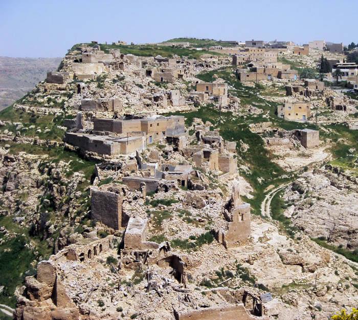 Yefren village