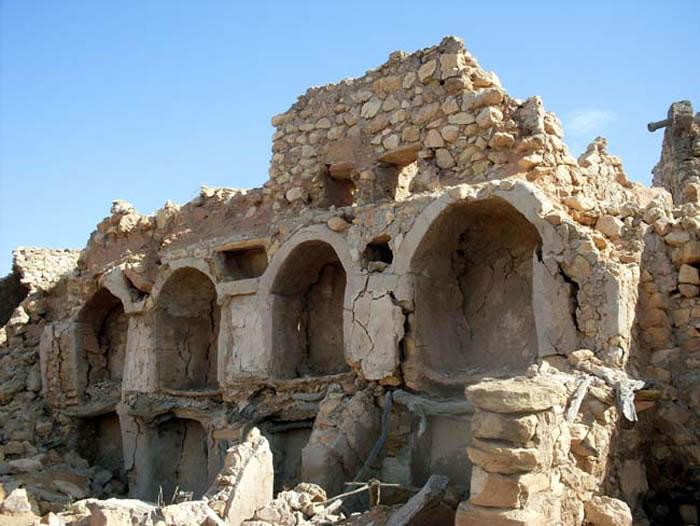 yefren ruins