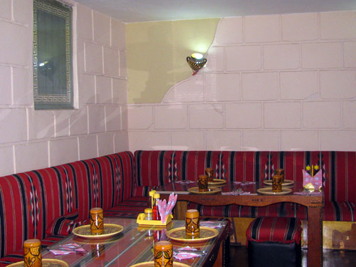 Old City restaurant