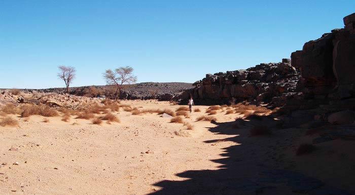 a view of Wadi Tidwa