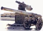 ww2 guns from Tobruk